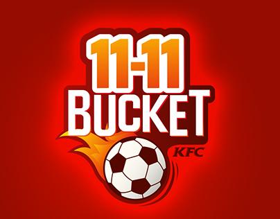KFC 11-11 BUCKET TVC
