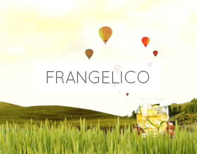 Frangelico | Consumer Website Redesign & Social Hub