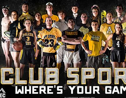 Club Sports at Appalachian State