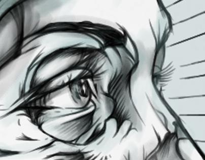 Dia De Los Muertos Girl Illustration