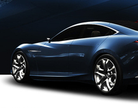 Mazda: Concept Car Section