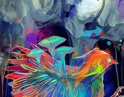 Embrace: Digital Art & Illustrations
