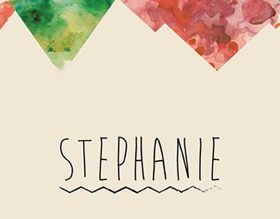Stephanie - E.P