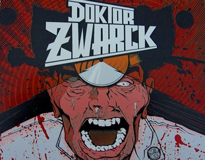 Doktor Zwarck - Cover Artwork
