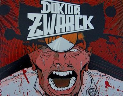 Doktor Zwarck - Cover Artwork