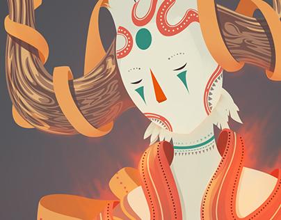 HELVIA Goddess of Heat
