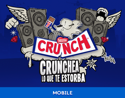 Crunch Mexico Mobile