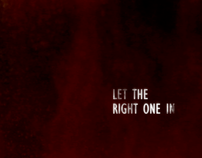Let the Right One In Film Titles