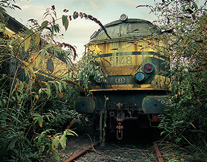 LOST LOCOMOTIVES