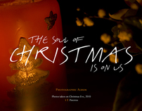 The Soul of CHRISTMAS Is On Us - II