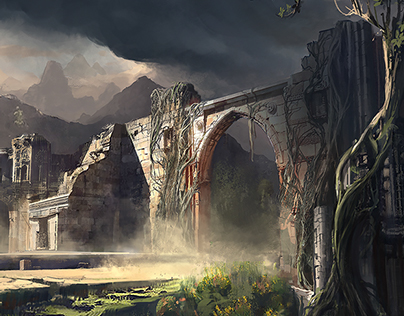 Acrospar Ruins