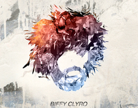 Biffy Clyro CD Artwork