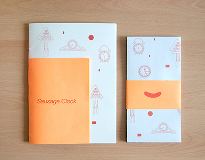 Sausage Clock