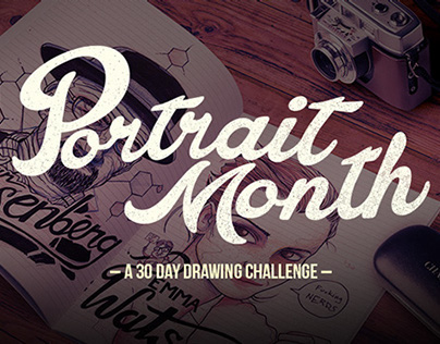 Portrait Month