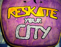 Reskate your city!