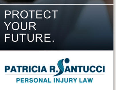 Patricia R. Santucci Personal Injury Law Brochure