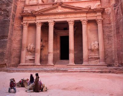 Landscapes Hashemite Kingdom of Jordan
