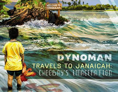 Album Art | Travels to Janaicah: Cheebays Imagination