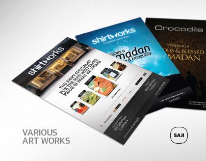 Various Print Works