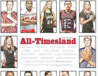 2011 All-Timesland special section (newspaper)