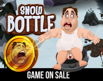Game On Sale Snow Bottle