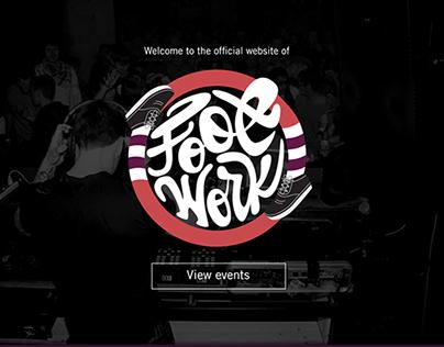 Footwork Website