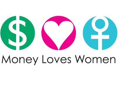 Money Loves Women Logo