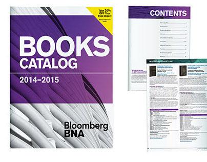Books Catalog, Bloomberg BNA