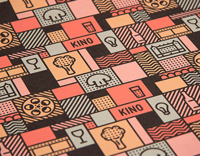 KINO - take away and pattern