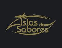 Corporate Brand Identity, Islas de Sabores