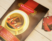Quintinos Package Redesign