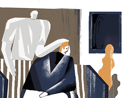 Editorial illustrations 2014