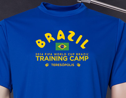 2014 FIFA World Cup Shirt Series