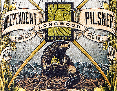 Independent Pilsner: Product Naming & Packaging Design