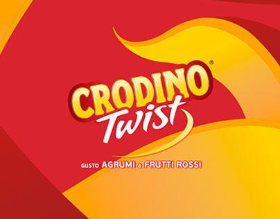 Crodino Twist Trade Communication
