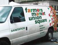 Farmers Market Union Square
