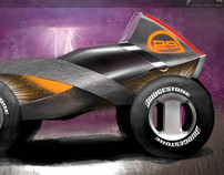 SPARROW: Local Motors Terra Prix 2085