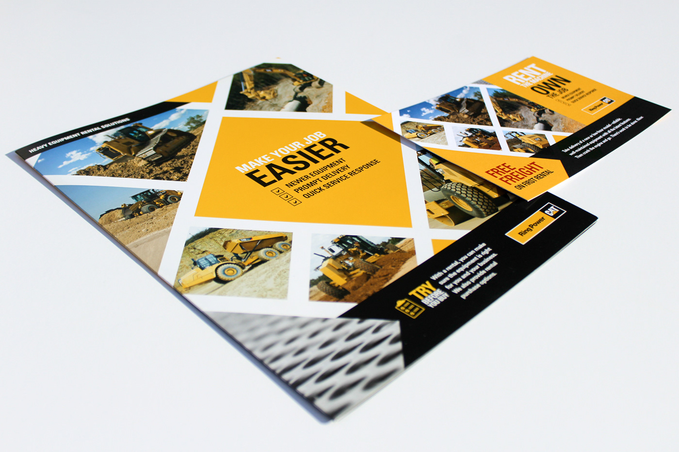 Advertising & Print Collateral