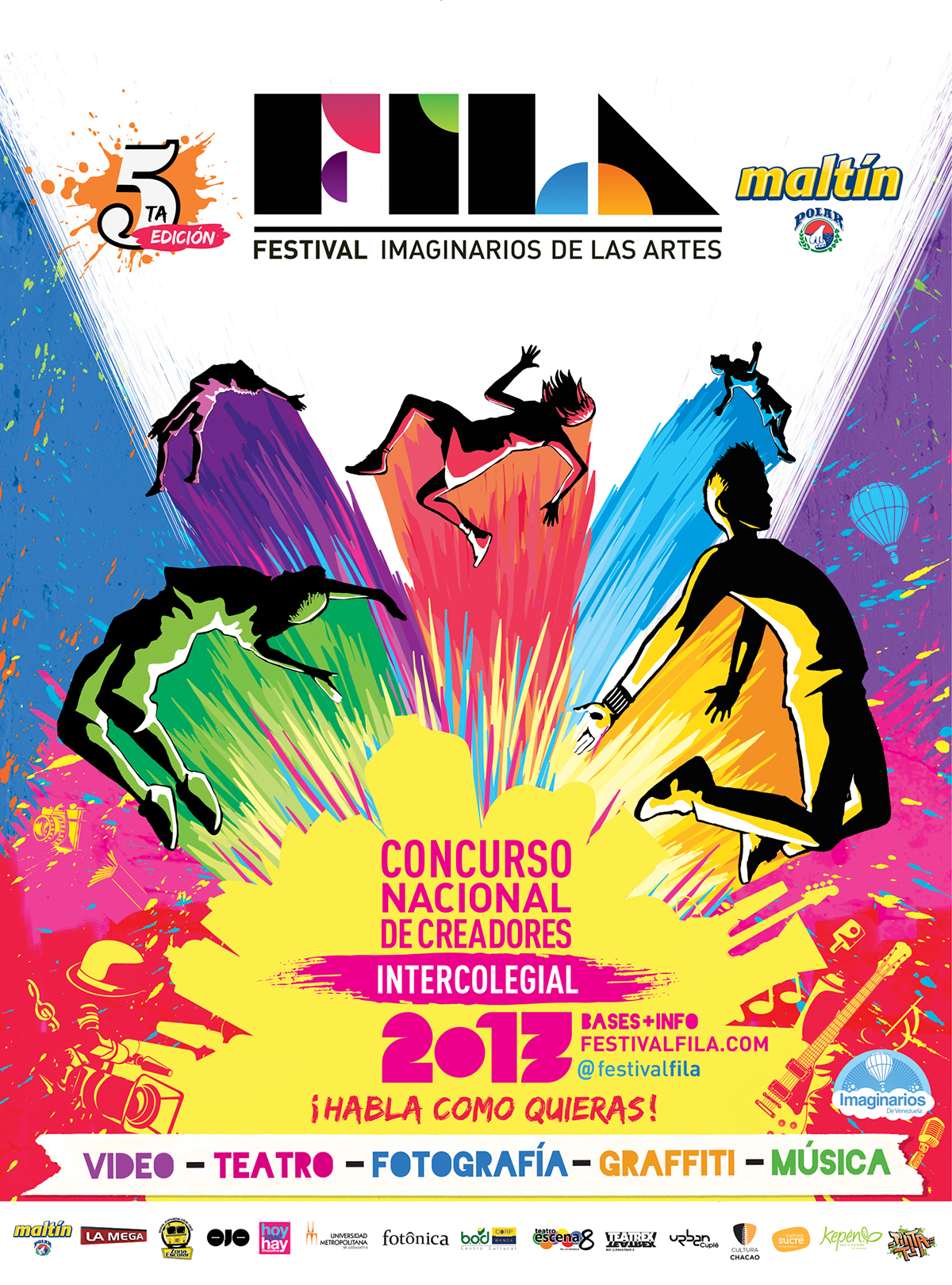 FILA (5th school art festival)
