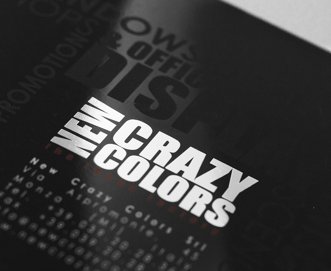 New Crazy Colors web site