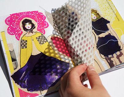 Comme des Garçons fanzine: the color of refusal
