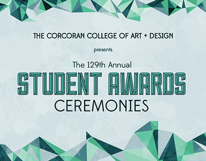 2014 Corcoran Student Awards Ceremony