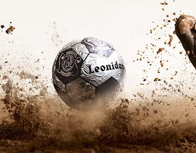 GO BELGIUM WITH LEONIDAS !