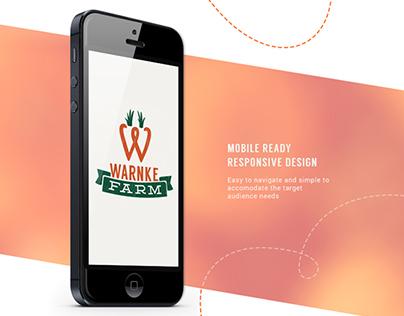 Warnke Farm Website