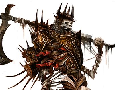 King Urgl, the Axe Butchor