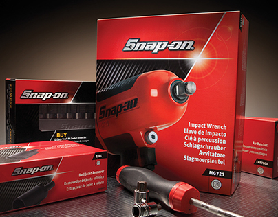 Snap-on Tools Packaging Design System
