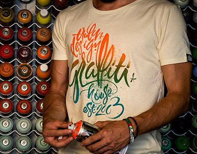 T-Shirt 2014 Calligraphic Edition