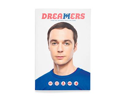 Dreamers magazine 01