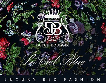 Dutch Boudoir Luxury Bed Fashion