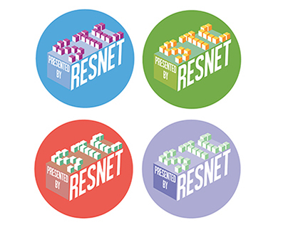 ResNet Conference Buttons